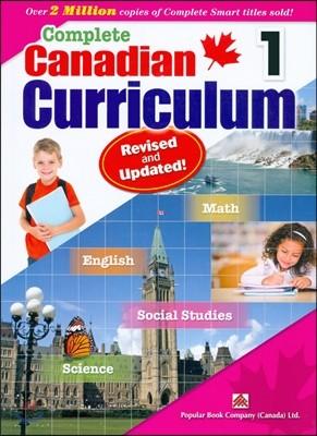 Complete Canadian Curriculum : Grade 1 (Revised)