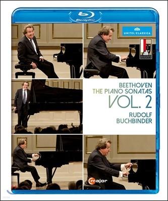 Rudolf Buchbinder 루돌프 부흐빈더 - 베토벤: 피아노 소나타 2집 (Beethoven: Piano Sonatas Vol.2)