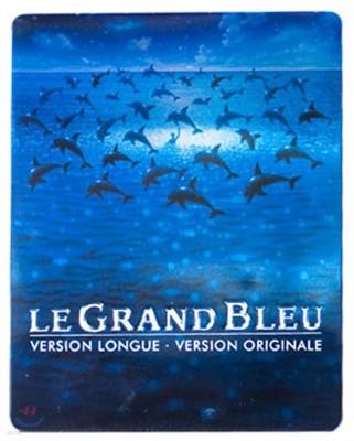 그랑블루 : 블루레이 : 스틸북 일반판