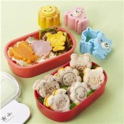 토끼-곰-꽃 샌드메이커