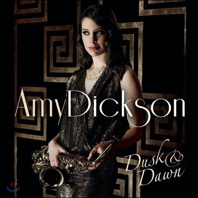 Amy Dickson 에이미 딕슨 색소폰 연주집 - 파반느, 파리넬리, 라 스트라다 외 (Dusk and Dawn)