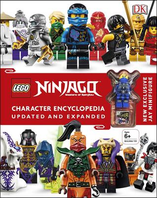 LEGO® Ninjago Character Encyclopedia Updated and Expanded: