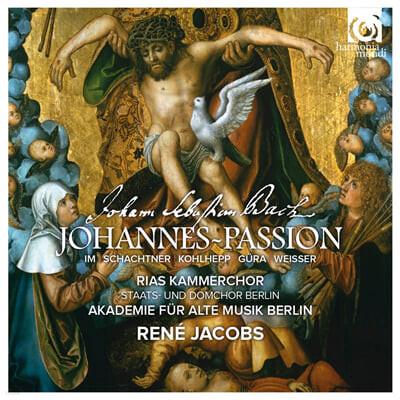 Rene Jacobs / 임선혜 / Werner Gura 바흐: 요한 수난곡 [1725년 버전 포함] (Bach: St John Passion BWV245) 르네 야콥스