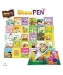 [로렌츠] 영상펜+Show Pen 잉글리쉬 (본책30+워크북30+포스터30+카드30)