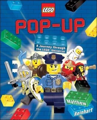 Lego Pop-Up : 레고 팝업북