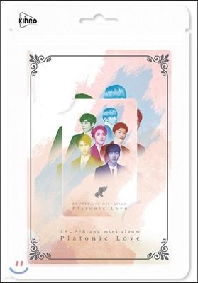 스누퍼 (Snuper) - 미니앨범 2집 : Platonic Love [스마트 뮤직 카드(키노 앨범)]