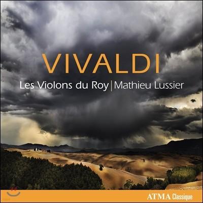 Les Violons du Roy 비발디: 협주곡집 (Vivaldi: Concertos) 마티유 루시에, 레 비올롱 뒤 로이