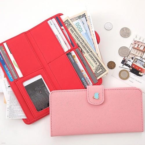 [단독특가 40%]CONI Slim Wallet