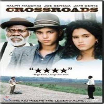 [중고] [DVD] Crossroads - 크로스로드 (수입/한글자막없음)