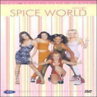 [중고] [DVD] Spice World The Movie - 스파이스 월드