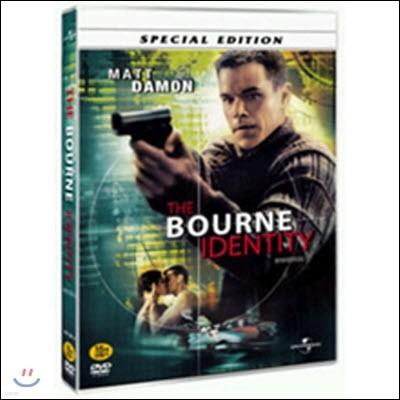 [DVD] The Bourne Identity SE - 본 아이덴티티 SE (미개봉)