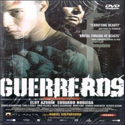 [중고] [DVD] Guerreros - 비상 전투 구역 (19세이상)