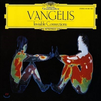 [중고] [LP] Vangelis / Invisible Connections (수입)
