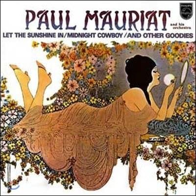 [중고] [LP] Paul Mauriat / Isadora (sel100089)
