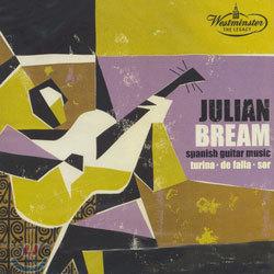Julian Bream - Julian Bream Plays Spanish Guitar Music