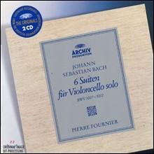 Pierre Fournier 바흐 : 무반주 첼로 모음곡 (Bach : 6 Suites for Solo Cello) 피에르 푸르니에