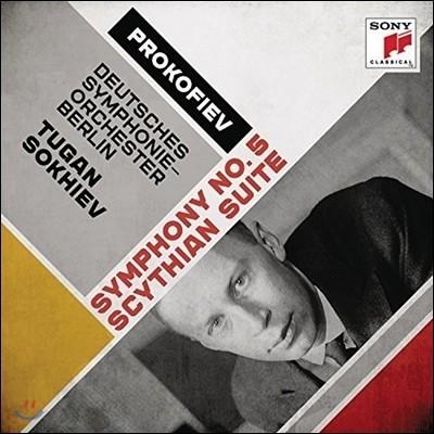 Tugan Sokhiev 프로코피에프: 교향곡 5번, 스키타이 모음곡 - 투간 소키에프, 베를린 도이치 심포니 (Prokofiev: Symphony Op.100, 'Ala and Lolly' Scythian Suite Op.20)