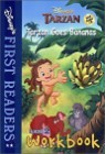 Disney's First Readers Level 2 Workbook : Tarzan Goes Bananas - TARZAN