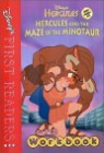 Disney's First Readers Level 3 Workbook : Hercules and the Maze of the Minotaur - HERCULES