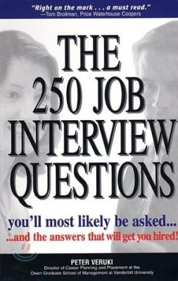 The 250 Job Interview Questions You'll Most Likely Be Asked (Audion book)