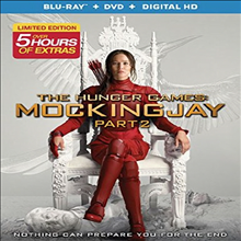 Hunger Games: Mockingjay Part 2 (��Ű��� : �� ���̳�) (�ѱ۹��ڸ�)(Blu-ray)