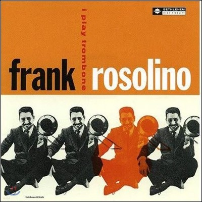 Frank Rosolino - I Play Trombone (LP 미니어처 에디션)