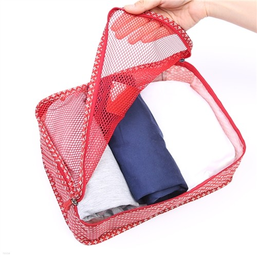 PATTERN CLOTHES POUCH size S