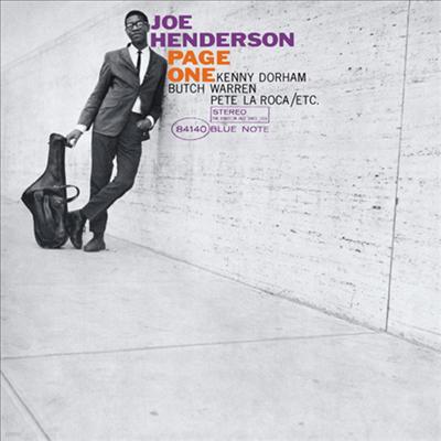 Joe Henderson - Page One (Remastered)(180G)(LP)