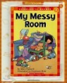 Scholastic Hello Reader Level 1-10 : My Messy Room (Book+CD+Workbook Set)