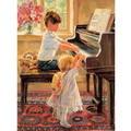 피아노치는소년 (150조각/BB118)
