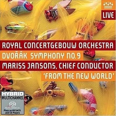 Mariss Jansons 드보르작 : 교향곡 9번 신세계로부터 - 마리스 얀손스 (Dvorak : Symphony no.9 From the New World)