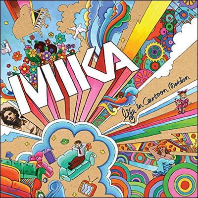 Mika (미카) - 1집 Life In Cartoon Motion