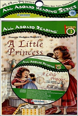 All Aboard Reading 3 : A Little Princess (Book+CD)