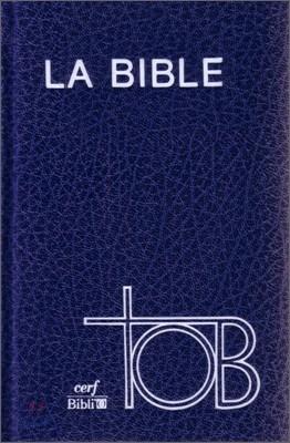 La Bible (TOB)