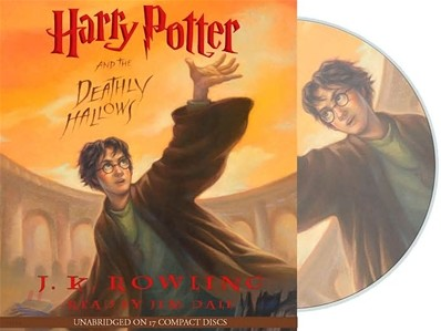 Harry Potter and the Deathly Hallows : Audio CD