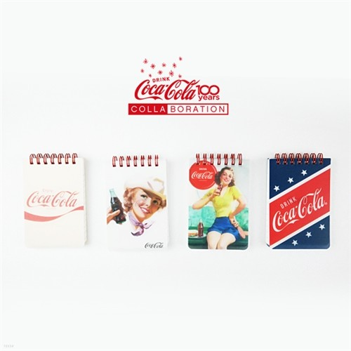 [COCACOLA]코카콜라 캔디수첩