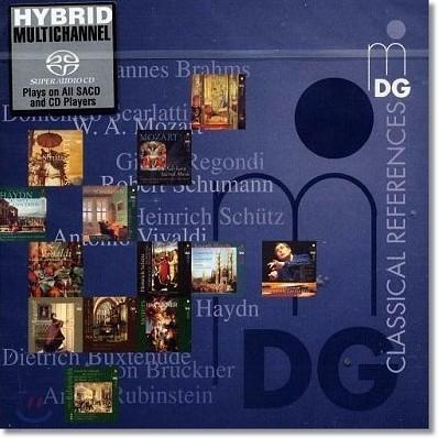 Inspirations : 영감의 음악들 - MDG 베스트 트랙 SACD 샘플러