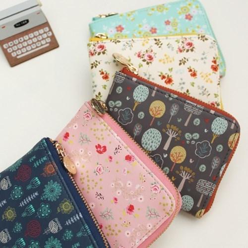 Blossom Garden pocket wallet