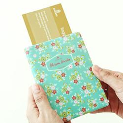 Blossom Garden Passport case