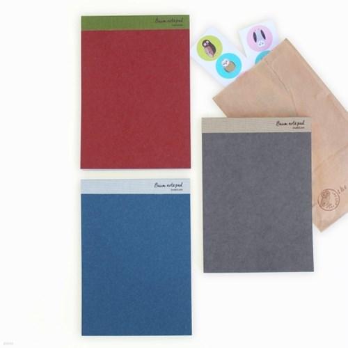 Baum Notepad A5