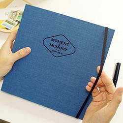 [50%할인+무료배송]Moment & Memory Scrap Book L