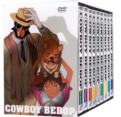 카우보이 비밥 전편 보급판 박스셋 (9Disc)