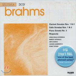 Brahms : Clarinet Sonata in F minorㆍCello Sonata No.2