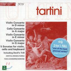 Tartini : Violin Concerto & Sonata : Scimone