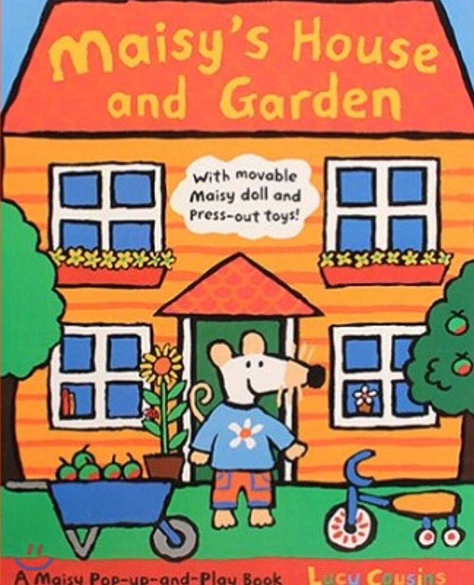 Maisy's House and Garden 메이지 하우스 앤 가든 팝업북