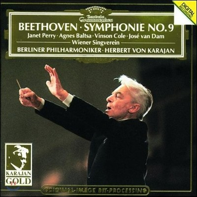 "Herbert Von Karajan 베토벤 : 교향곡 9번 ""합창"" (Beethoven : Symphony No.9) 카라얀"