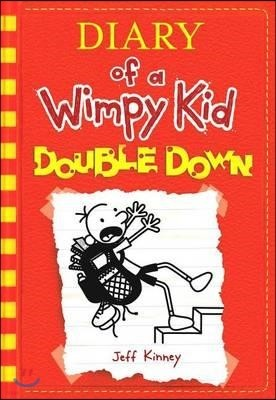 [�����Ǹ�] Diary of a Wimpy Kid #11 : Double Down