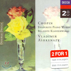 Chopin : Favourite Piano Works : Vladimir Ashkenazy