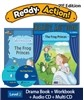 Ready Action Level 2 : The Frog Princes (SB+WB+Audio CD+Multi-CD)