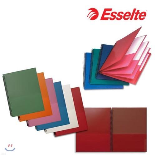 [20%할인]에셀트 폴리 8 포켓 폴더 ES70003